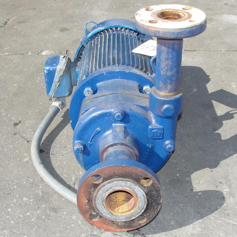 Pump centrifugal pump, 5 hp, CS2