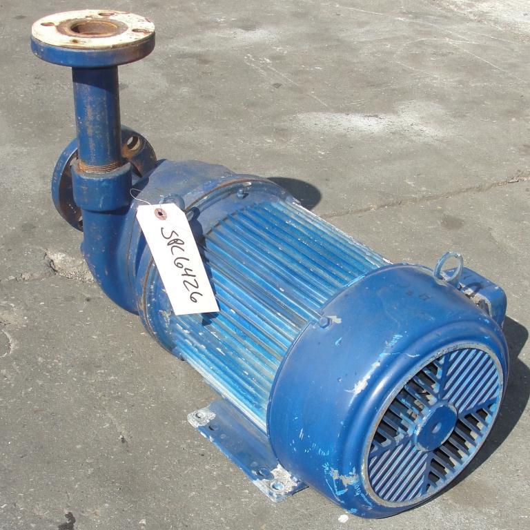 Pump centrifugal pump, 5 hp, CS4
