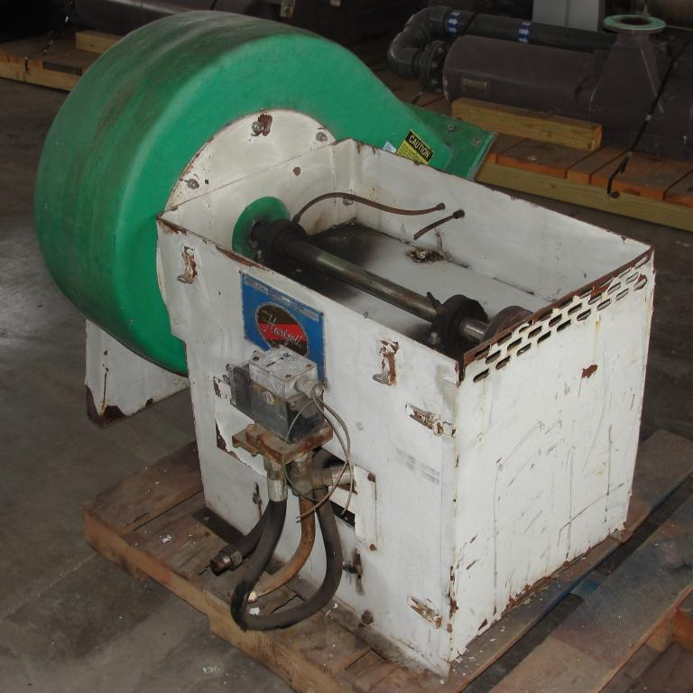 Blower 3500 cfm centrifugal fan Hartzell model 41-15-GL3, Fiberglass3