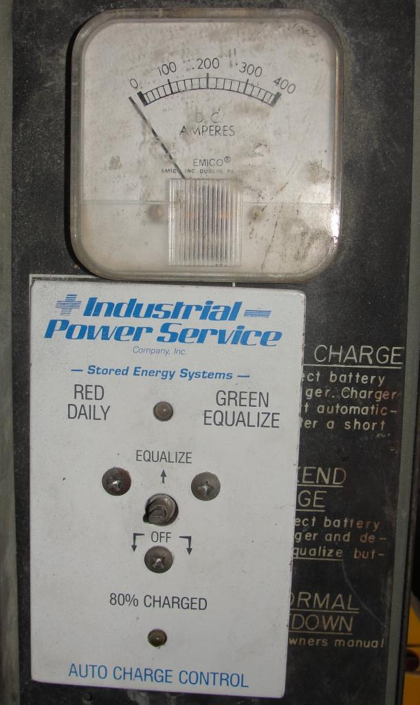 Miscellaneous Equipment battery charger, 36 volts Hobart Brothers 210 amps5