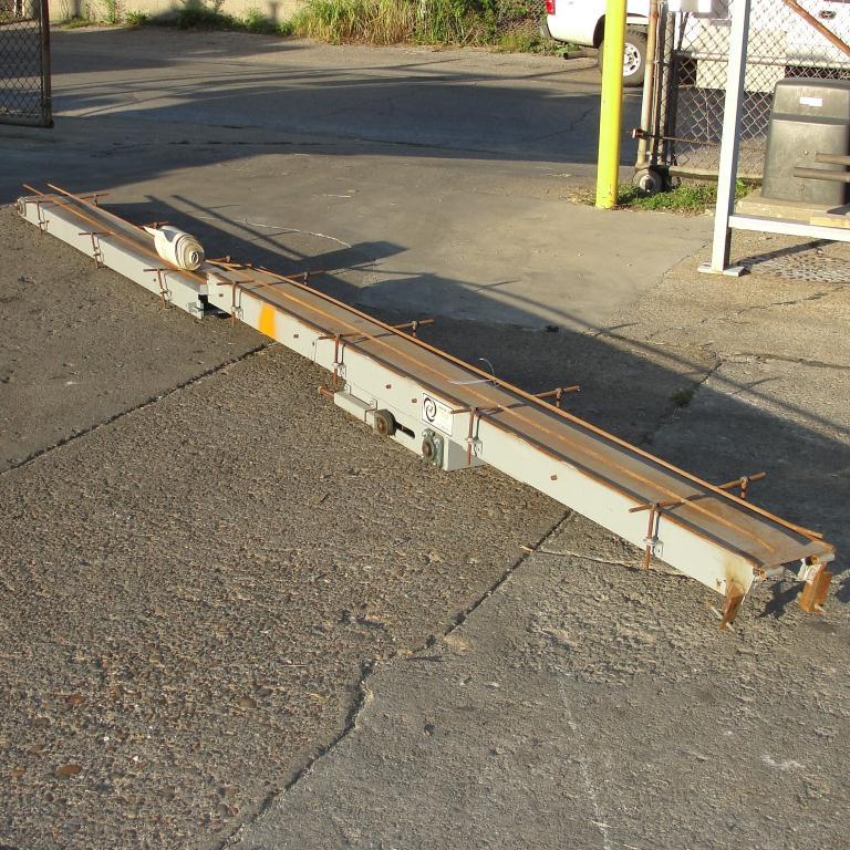Conveyor belt conveyor CS, 8 wide x 210 long2