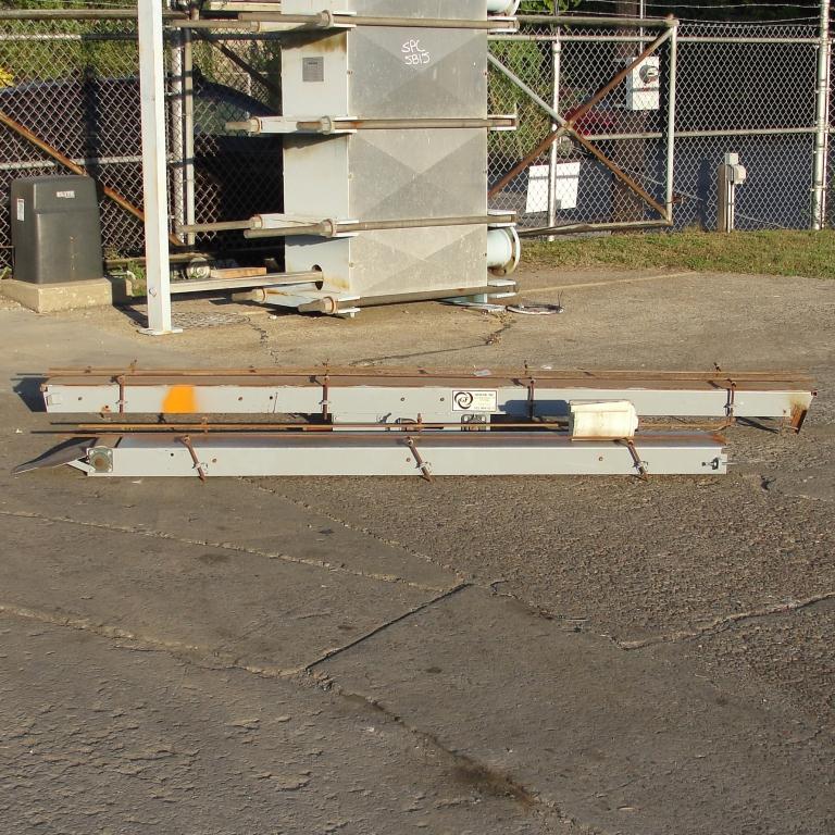 Conveyor belt conveyor CS, 8 wide x 210 long3