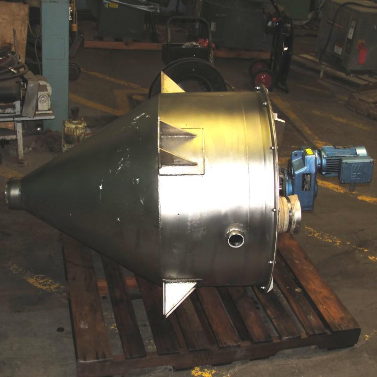 Bin 14 cu.ft., bulk storage bin, Stainless Steel4
