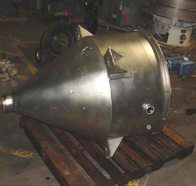 Bin 14 cu.ft., bulk storage bin, Stainless Steel5