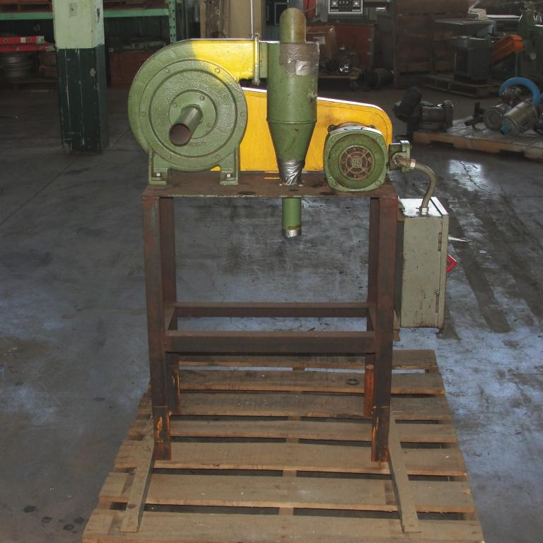 Blower centrifugal fan AMF .5 hp, Cast Iron2