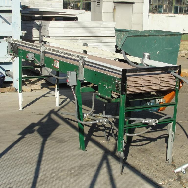 Conveyor SIFCO roller conveyor CS, 22.5 w x 144 l