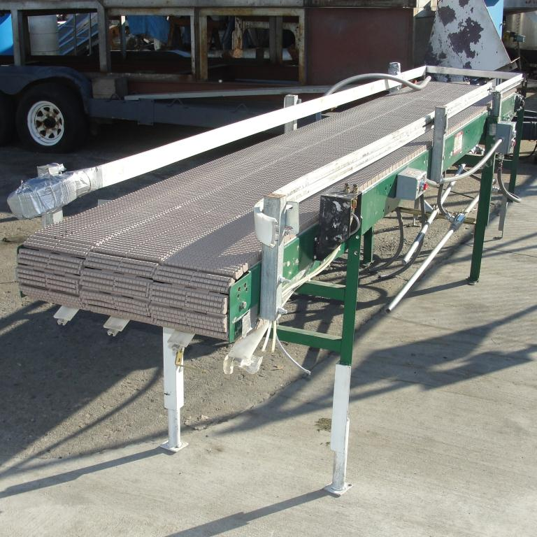 Conveyor SIFCO roller conveyor CS, 22.5 w x 144 l4