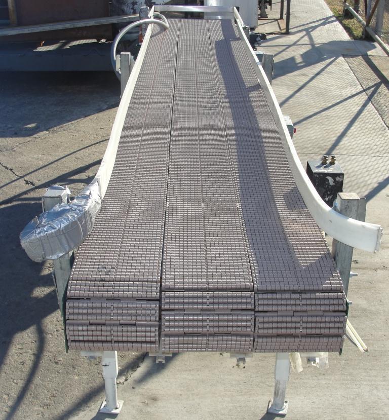 Conveyor SIFCO roller conveyor CS, 22.5 w x 144 l6