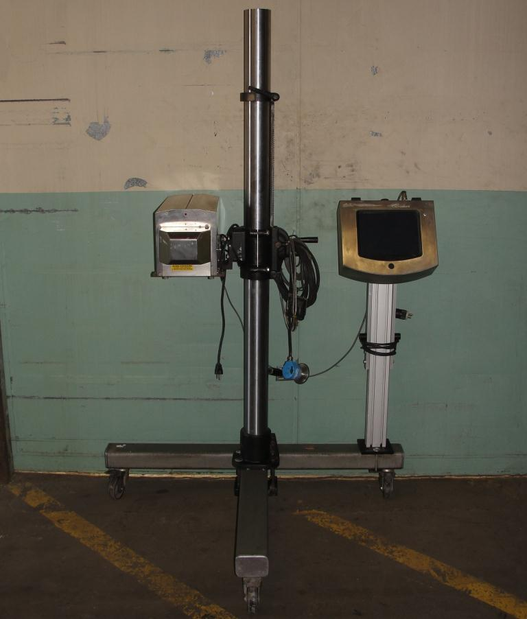 Coder VideoJet laser coder model Focus 10002
