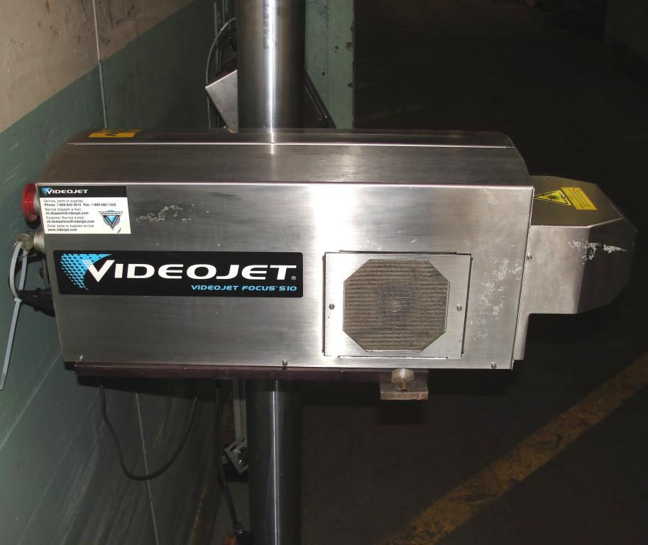 Coder VideoJet laser coder model Focus 10004