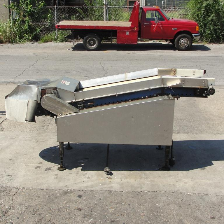 Conveyor belt conveyor CS, 20 w x 60 l1