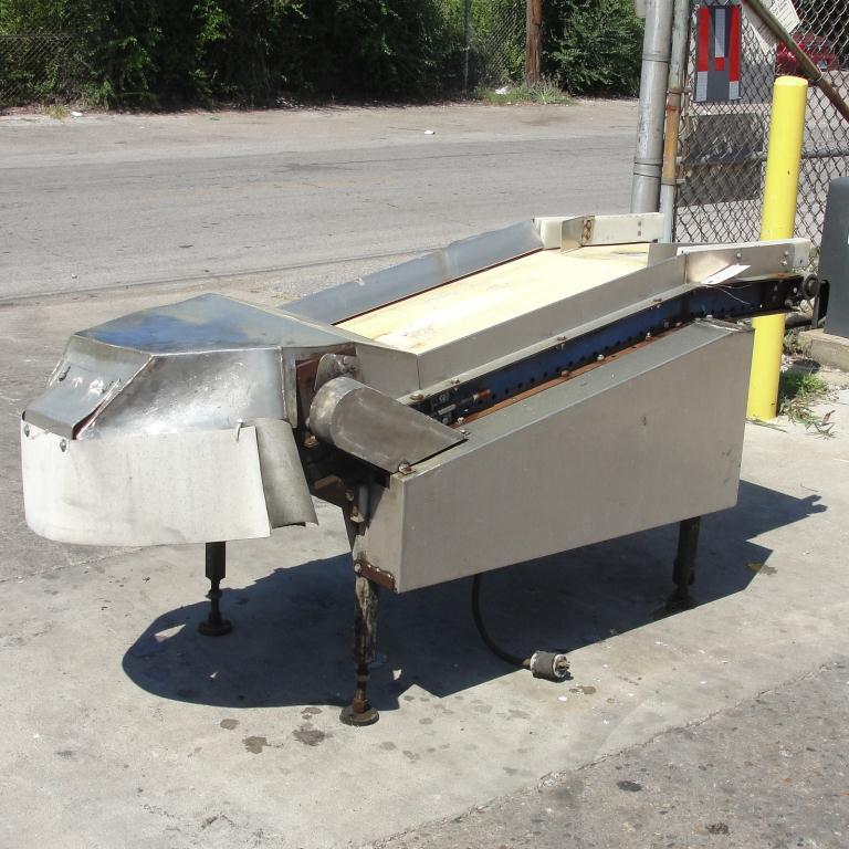 Conveyor belt conveyor CS, 20 w x 60 l2