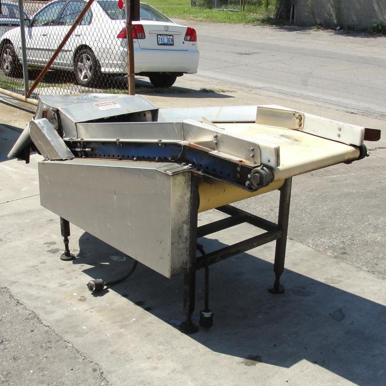 Conveyor belt conveyor CS, 20 w x 60 l3