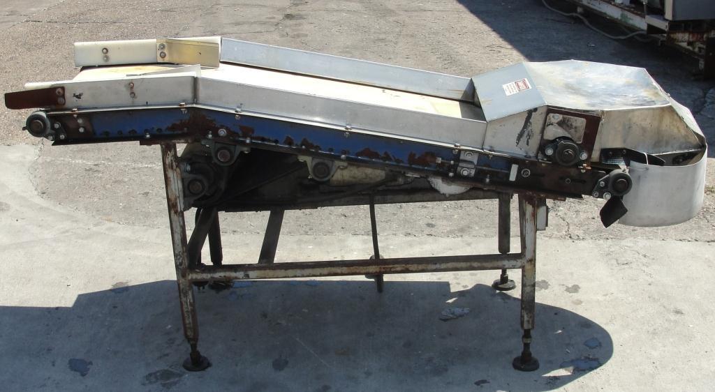 Conveyor belt conveyor CS, 20 w x 60 l5