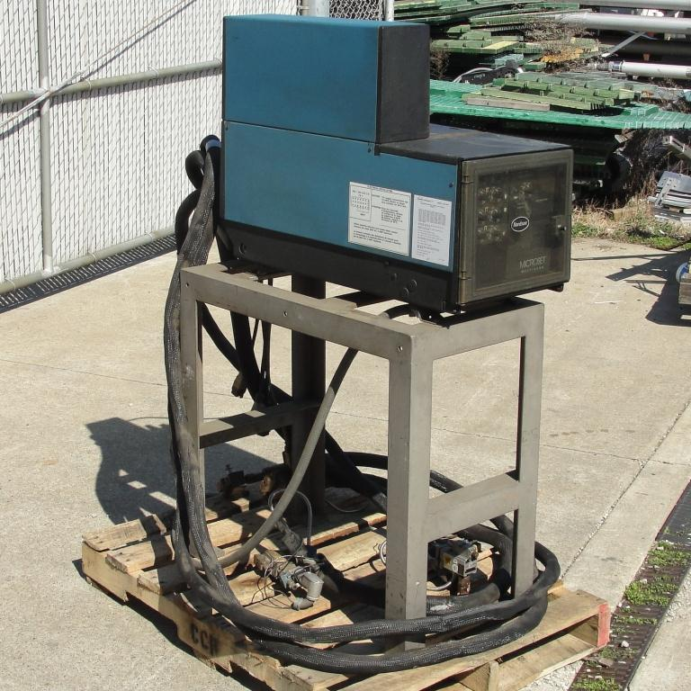 Hot Melt Dispenser Nordson hot melt glue dispenser model 37004