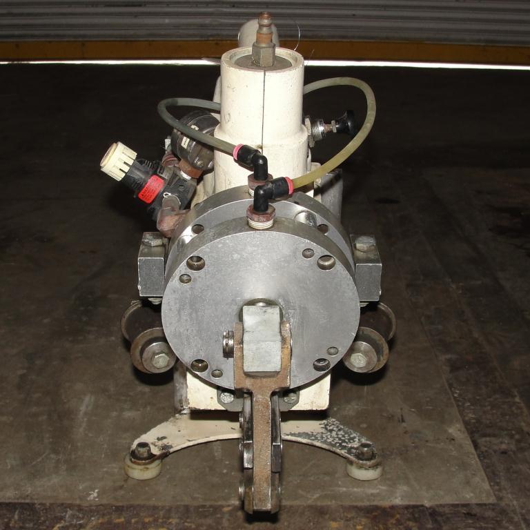 Material Handling Equipment Wizard Drum Tool Co. model HD-RFA 55 gallon drum deheader, pnuematic2