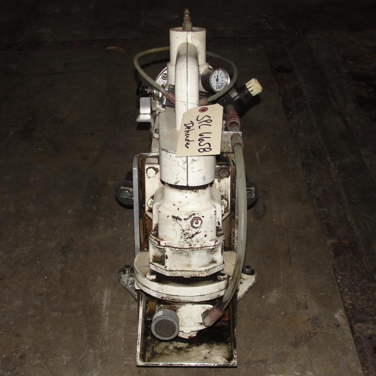 Material Handling Equipment Wizard Drum Tool Co. model HD-RFA 55 gallon drum deheader, pnuematic4