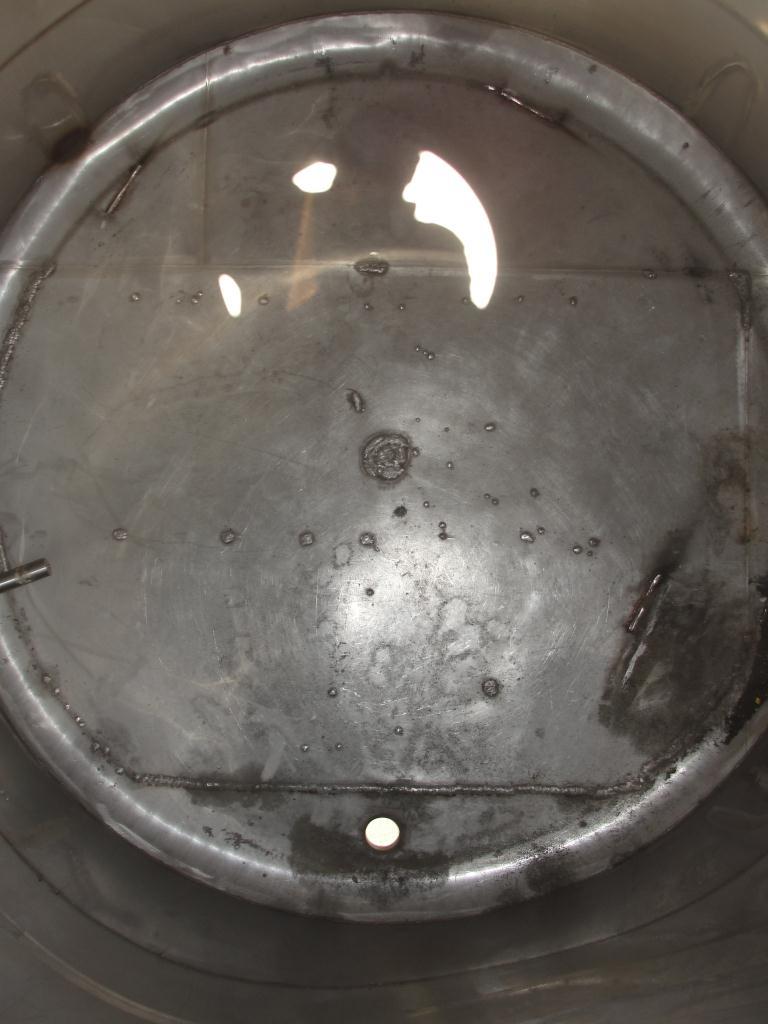 Tank 1000 gallon vertical tank, Stainless Steel, flat bottom3