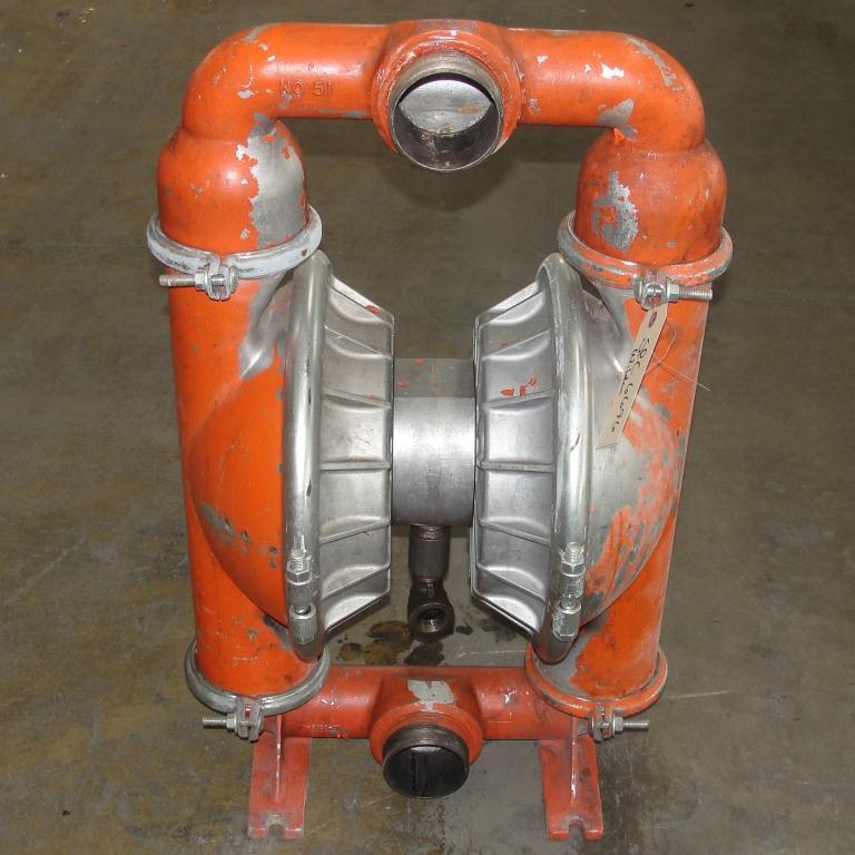 Used wilden diaphragm pump for sale pump 3 wilden diaphragm pump aluminum ccuart Gallery