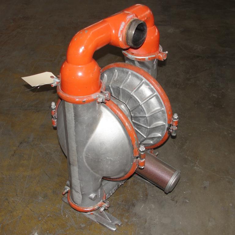 Pump 3 Wilden diaphragm pump, Aluminum4