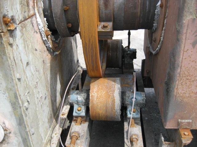 Calciner 14 x 18 5 CO Bartlett & Snow indirect fired calciner, 1200 deg. F, Stainless Steel5