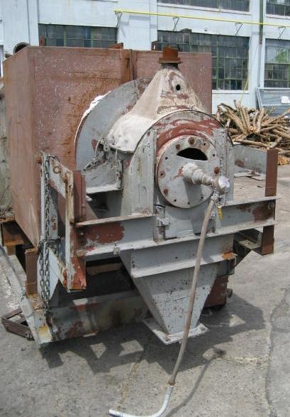 Calciner 14 x 18 5 CO Bartlett & Snow indirect fired calciner, 1200 deg. F, Stainless Steel6
