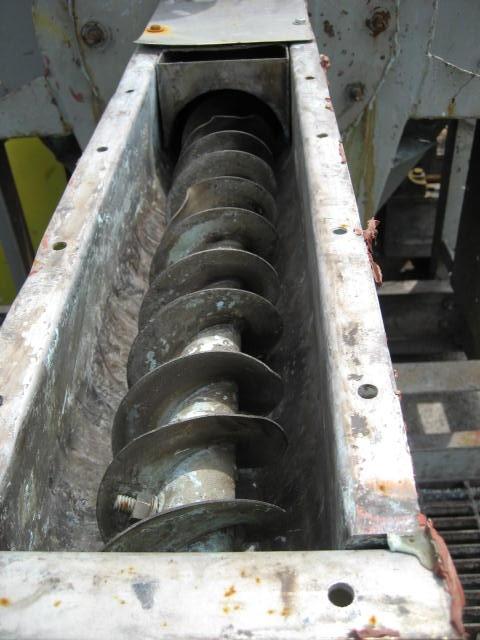 Calciner 14 x 18 5 CO Bartlett & Snow indirect fired calciner, 1200 deg. F, Stainless Steel9