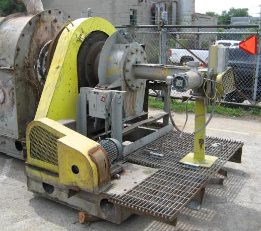 Calciner 14 x 18 5 CO Bartlett & Snow indirect fired calciner, 1200 deg. F, Stainless Steel10