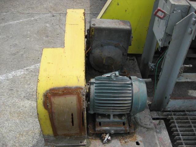 Calciner 14 x 18 5 CO Bartlett & Snow indirect fired calciner, 1200 deg. F, Stainless Steel11