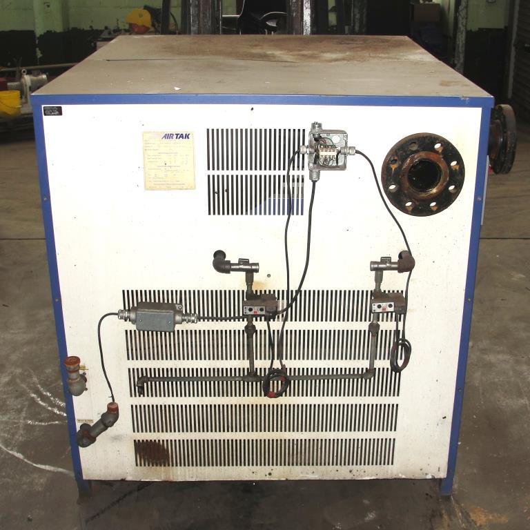 Compressor 5 hp Air Tak air dryer model D-1000-W-HP, 1000 cfm5