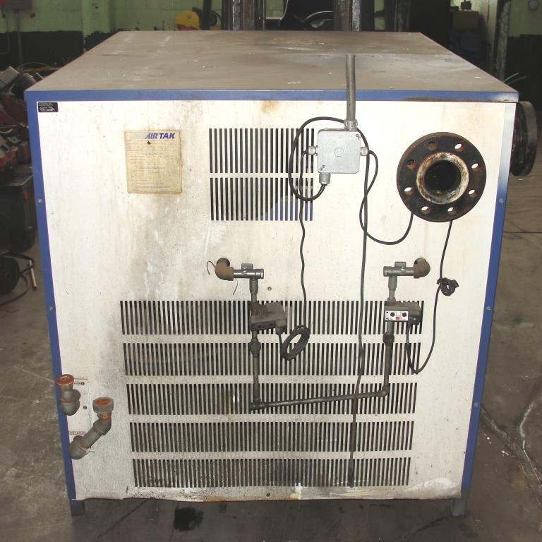 Compressor 5 hp Air Tak air dryer model D-1000-W-HP, 1000 cfm4