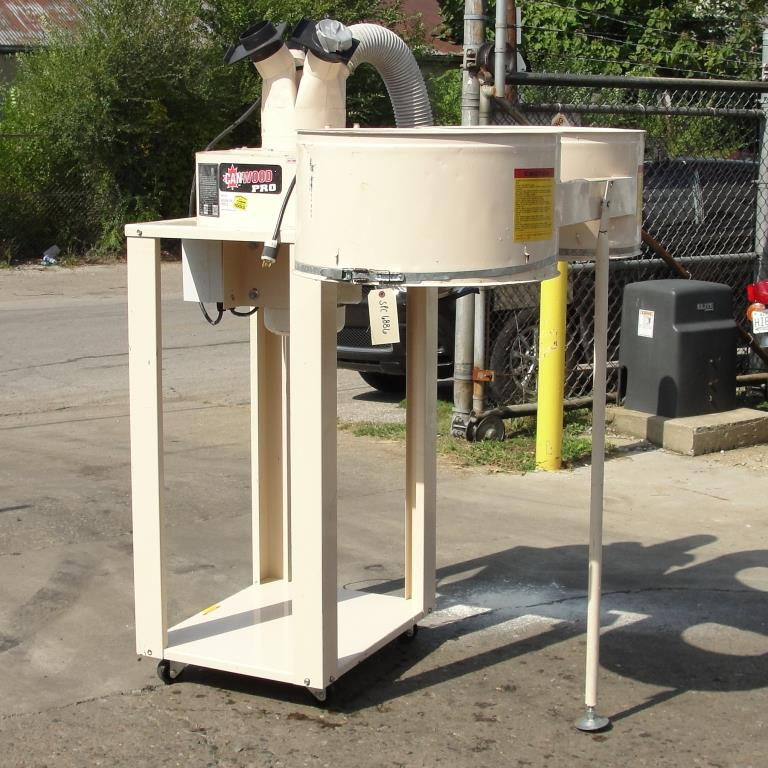 Dust Collector House of Tools industrial air filter model Canwood Pro CWD12-575, 575 cfm, 5 hp2