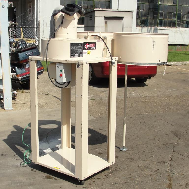 Dust Collector House of Tools industrial air filter model Canwood Pro CWD12-575, 575 cfm, 5 hp3