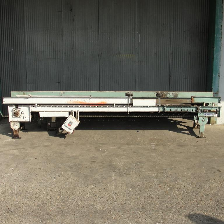 Conveyor Interlake belt conveyor CS, 13.5 w x 105 l2