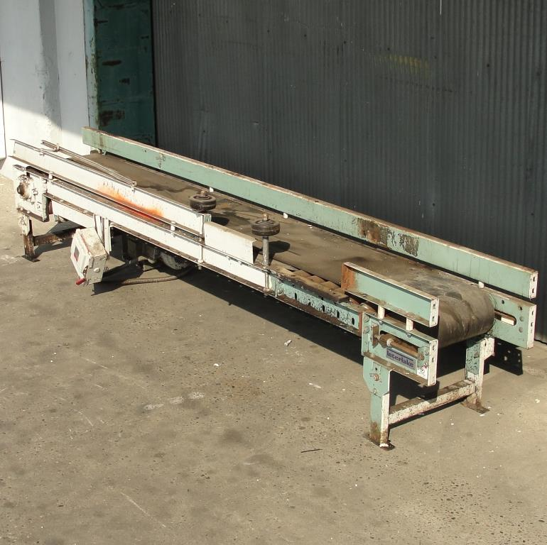 Conveyor Interlake belt conveyor CS, 13.5 w x 105 l3