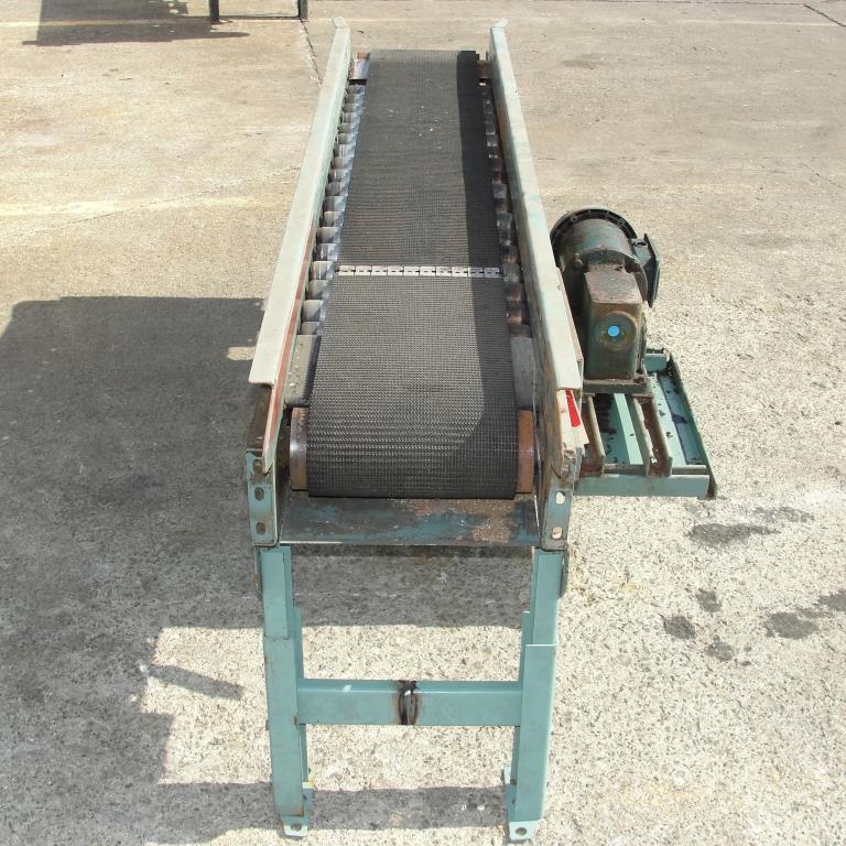 Conveyor Interlake belt conveyor CS, 10 w x 76 l4