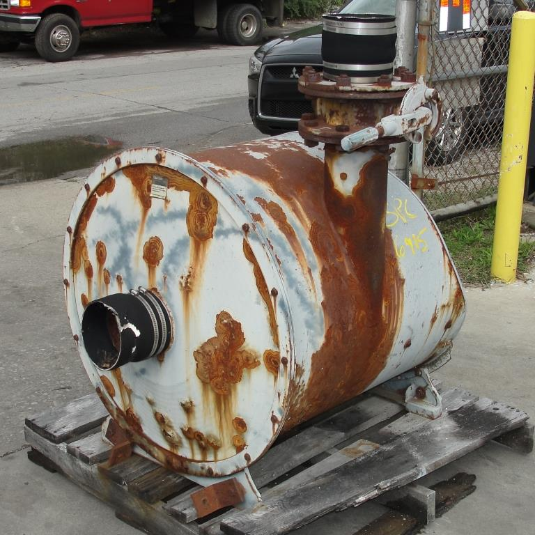 Blower 450 cfm multistage centrifugal blower, Spencer, 20 hp1