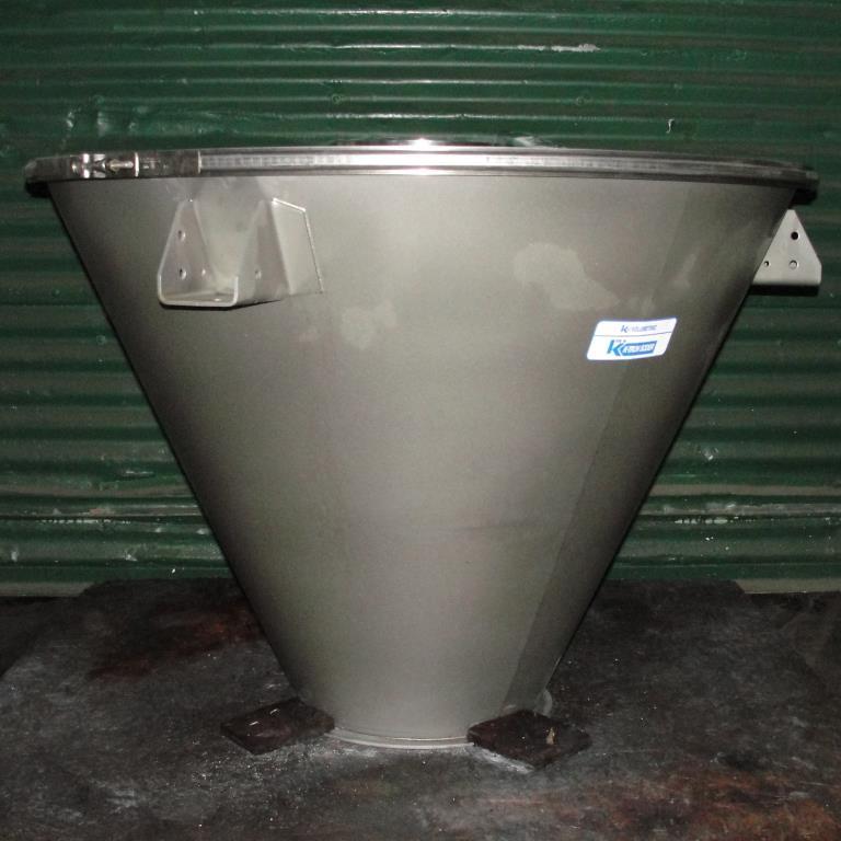 Bin 7 cu.ft., bulk storage bin, Stainless Steel3