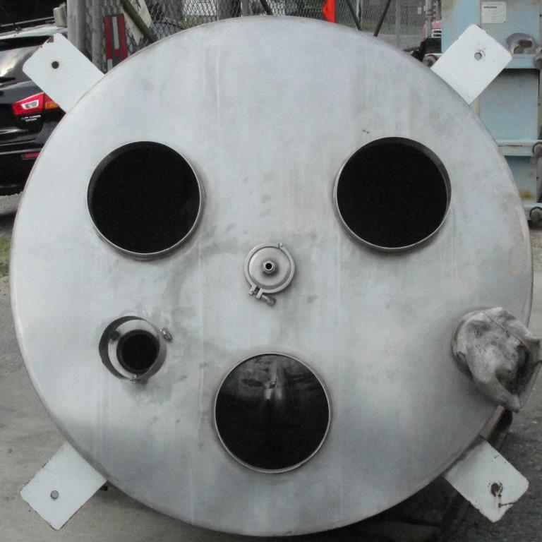 Bin 28 cu.ft., bulk storage bin, Stainless Steel4