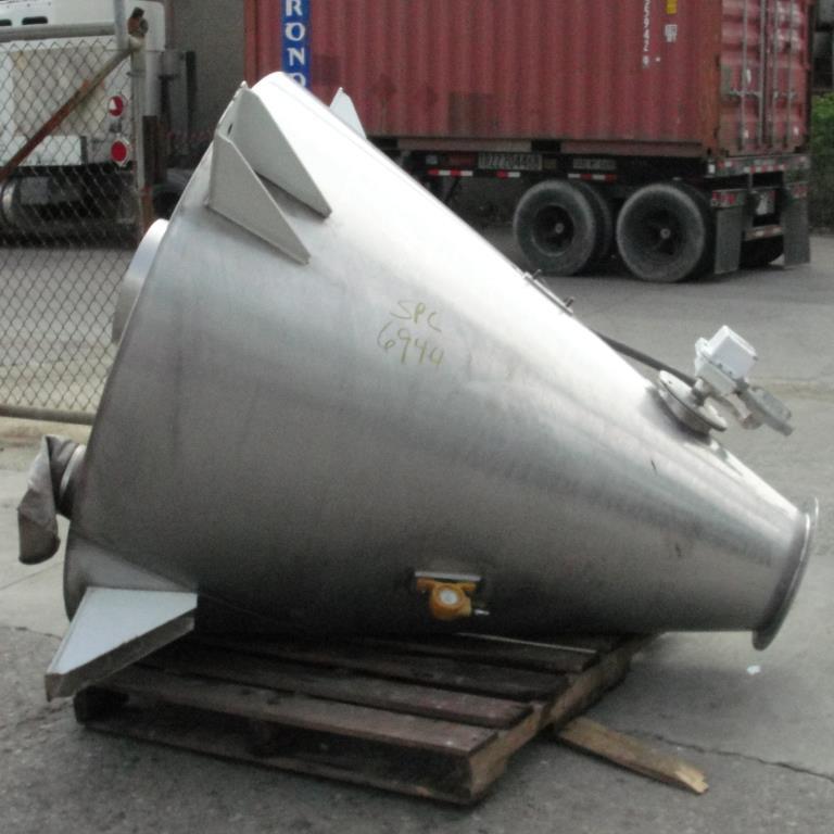 Bin 28 cu.ft., bulk storage bin, Stainless Steel5
