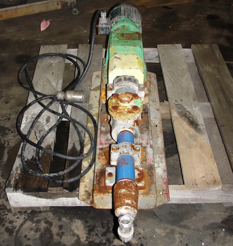 Pump Tarby progressive cavity pump model 2TL3 CDQ, 1 hp, NA3