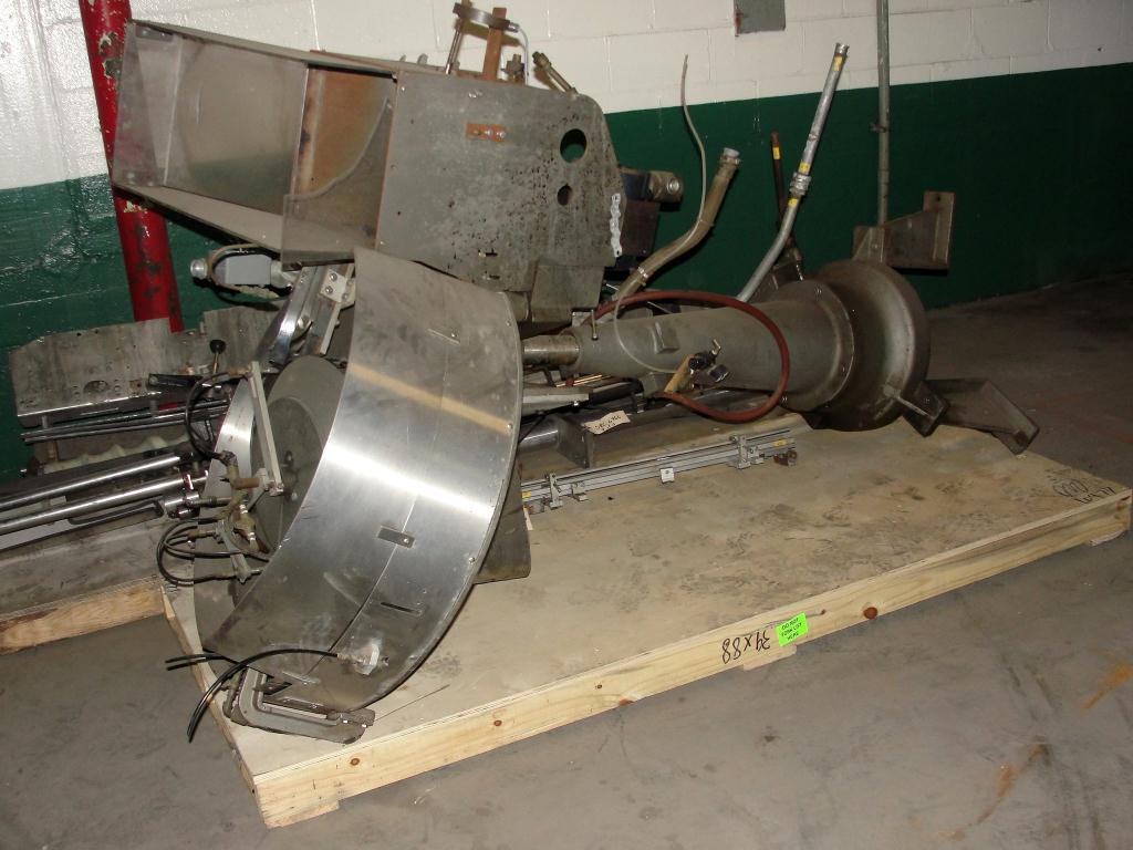 Capping Machine Pneumatic Scale screw capper model 12 Head, 33mm3