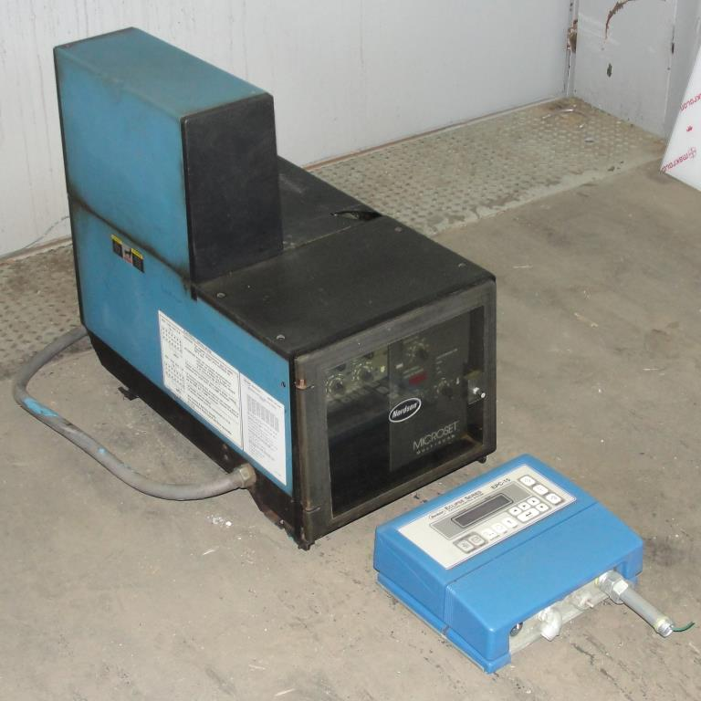 Hot Melt Dispenser Nordson hot melt glue dispenser model 3500 1AA32/D3
