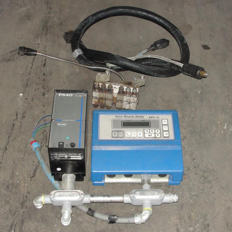 Hot Melt Dispenser Nordson hot melt glue dispenser model 3500 1AA32/D6