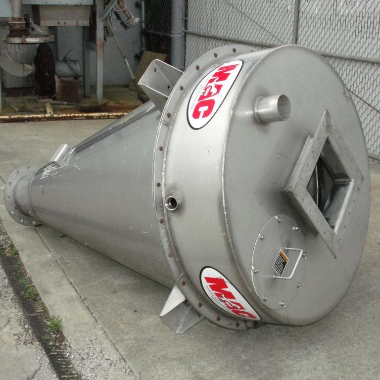 Bin 35 cu.ft., bulk storage bin, Stainless Steel1