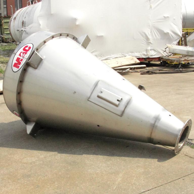 Bin 35 cu.ft., bulk storage bin, Stainless Steel6