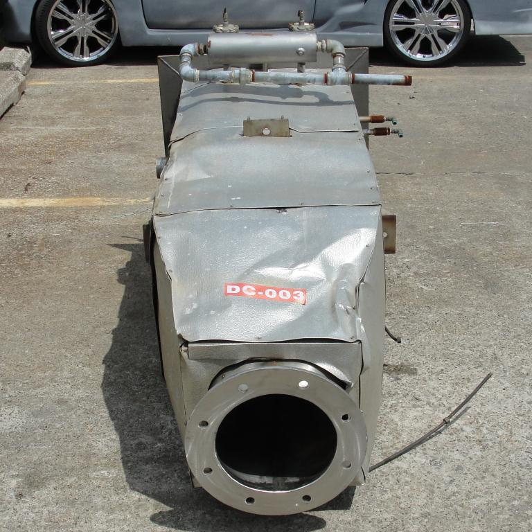 Dust Collector 41 sq.ft. C.P.E. Filters Inc reverse pulse jet dust collector7