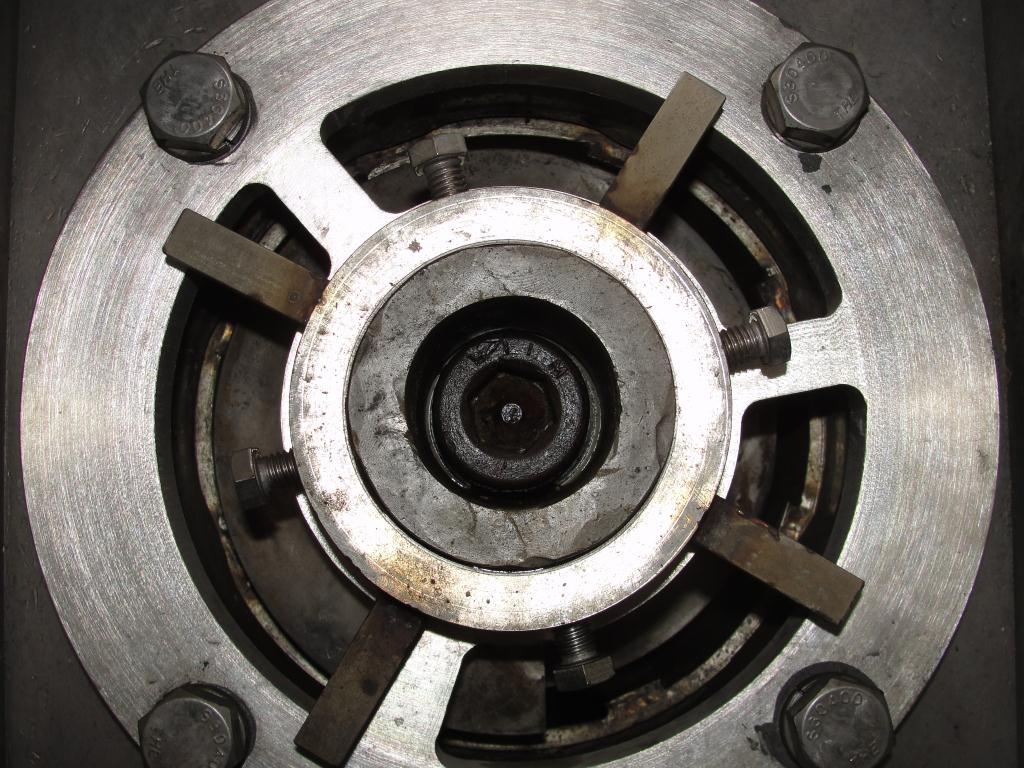 Extruder 16 diameter extruder kneader 7.5 hp drive9
