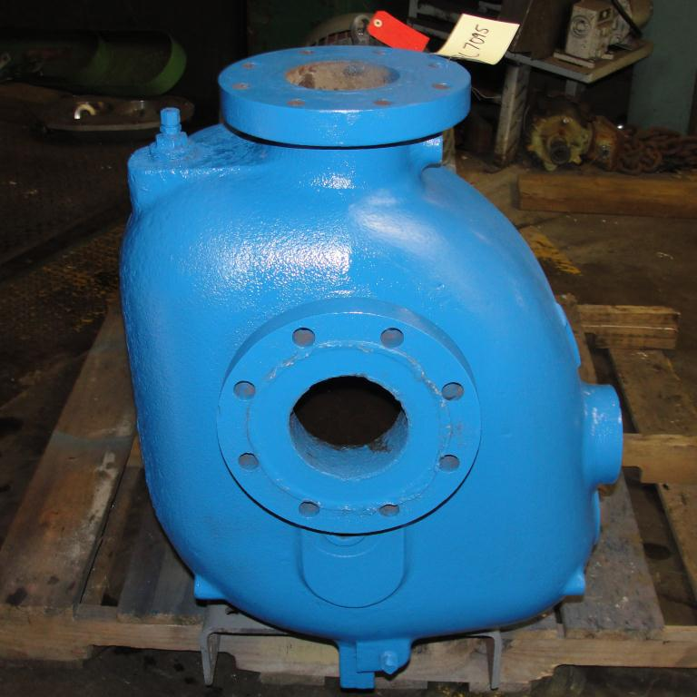 Pump 4 x4 x 10 Dean Met-Pro corp centrifugal pump, 30 hp, Cast Iron4