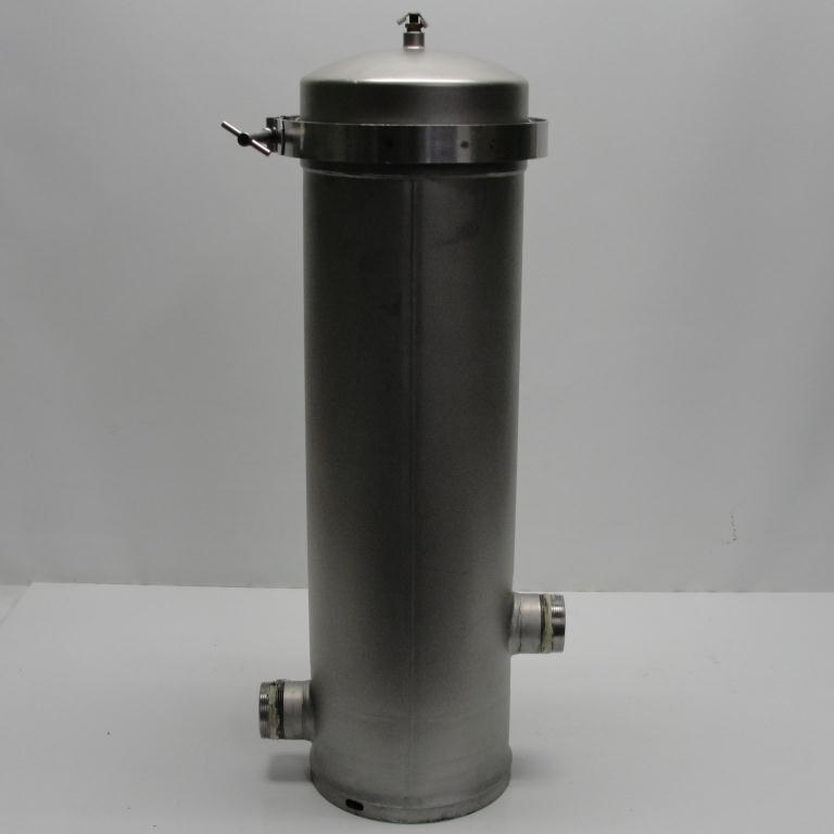 Filtration Equipment 4.4 sqft CUNO cartridge filter model 4DC2, 304 SS5